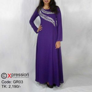 Georgette Gown